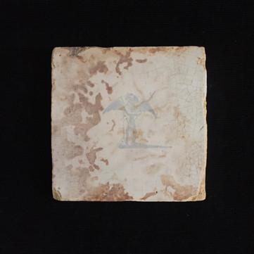 オランダ 17世紀デルフトタイル