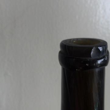 仏 18世紀初頭 ワインボトル