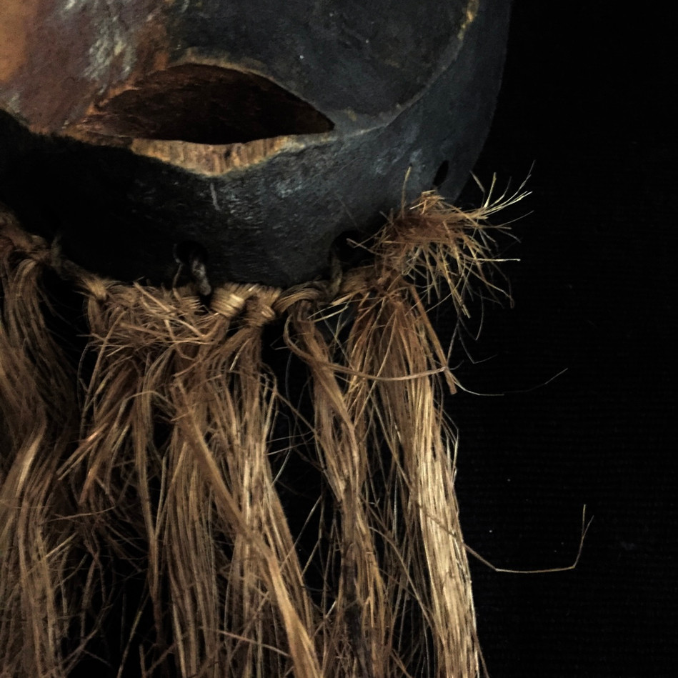 アフリカ マスク
