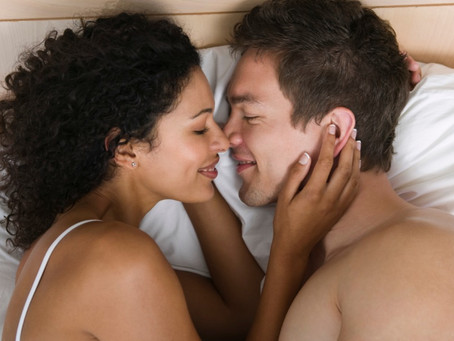 Taking the power dynamics out of your sexual relationship