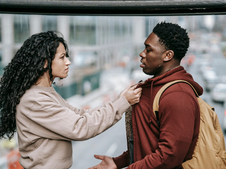 Is your partner a power person?