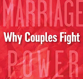 A note to the reader of Why Couples Fight