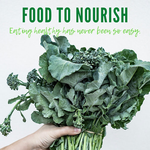 Food to Nourish
