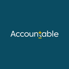 Accountable logo design