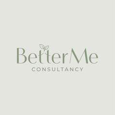 BetterMe logo design + branding