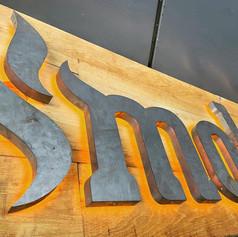 Smokd logo design + branding