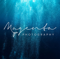 Magenta Hyde Photography logo design