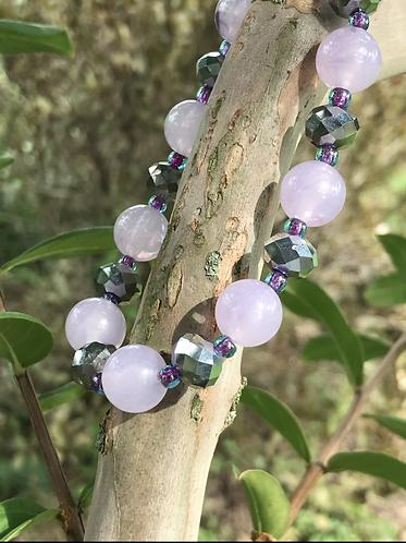 Whillie's Purple Bracelet