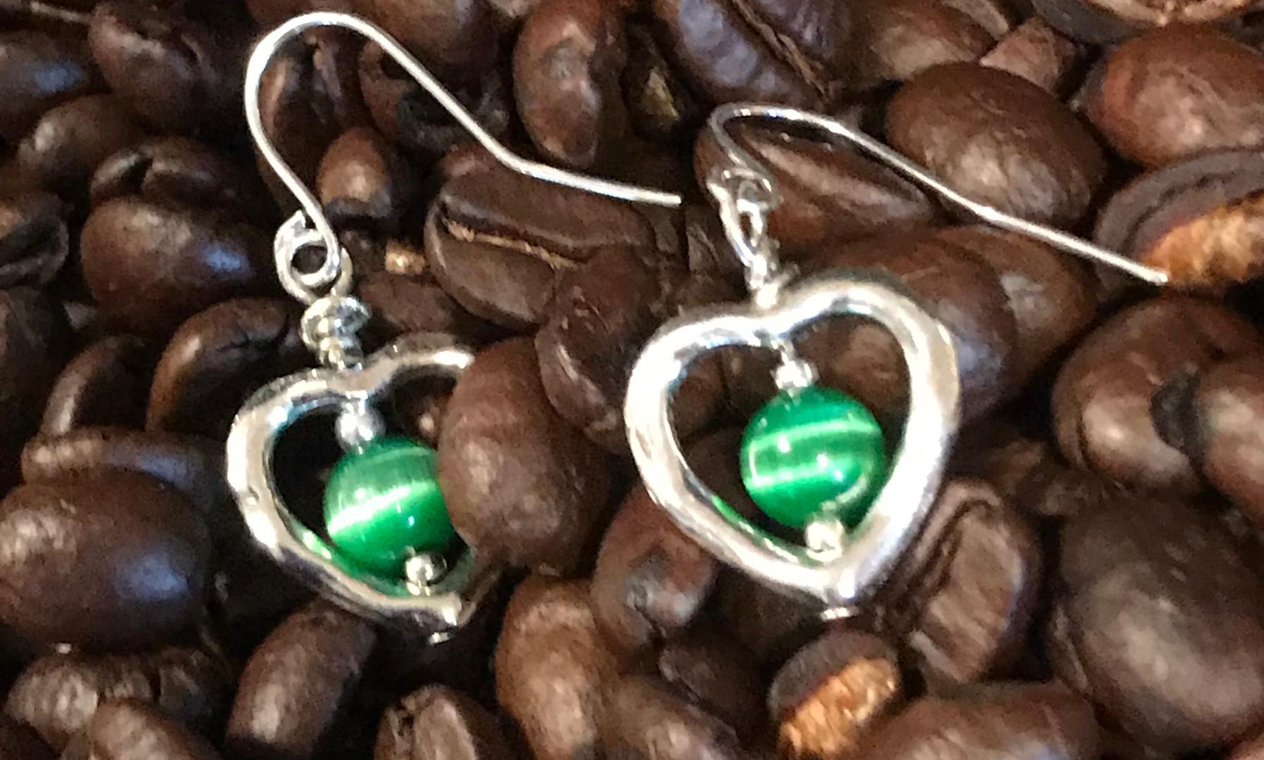 Mama T's Green Eyed Love Earrings.jpg