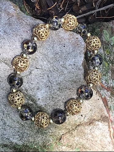 Golden Wildcat 2 Bracelet