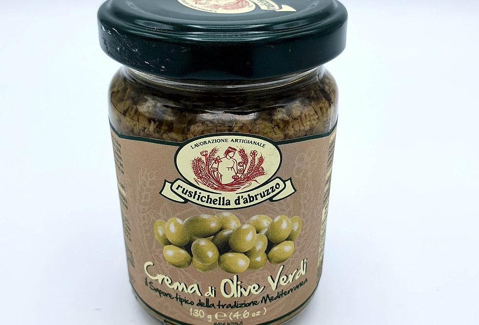 Crema di Olive Verdi Rustichella