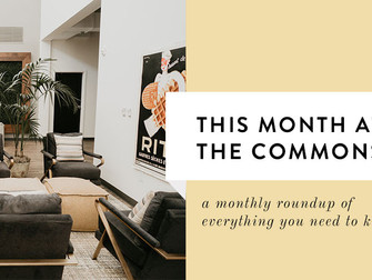 """Kathy Mullen and Mullen's Miracles featured in """"This Month At The Commons"""""""