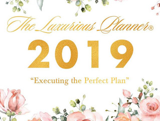 The Luxurious Planner | The Ultimate Planner for an Event Planner