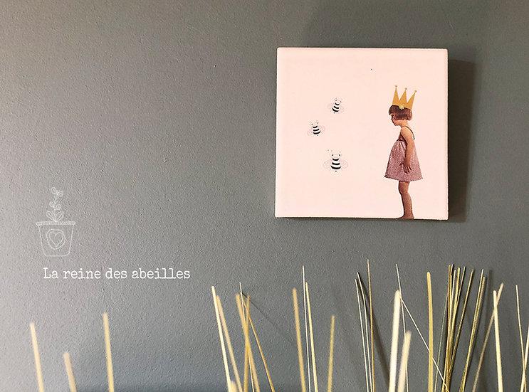 La reine des abeilles