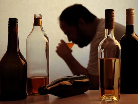 L'ALCOOLISME, UN PROBLÈME QUE L'ON TAIT.