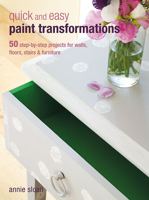 Quick and Easy Paint Transformations