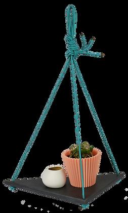 Swing triangle Shelf Étagère triangle suspendue