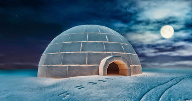building an igloo, conference theming, decor, events, event planning, fabulous events,