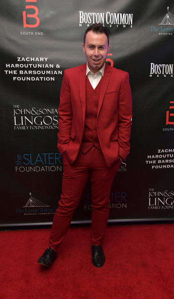 Photo Credit: Getty Images Derek Zagami Walks Red Carpet At Boston Charity Event