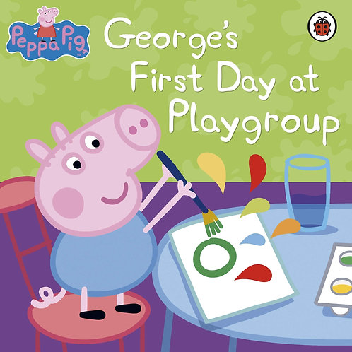 "Peppa Pig ""George's First Day at Playgroup"""