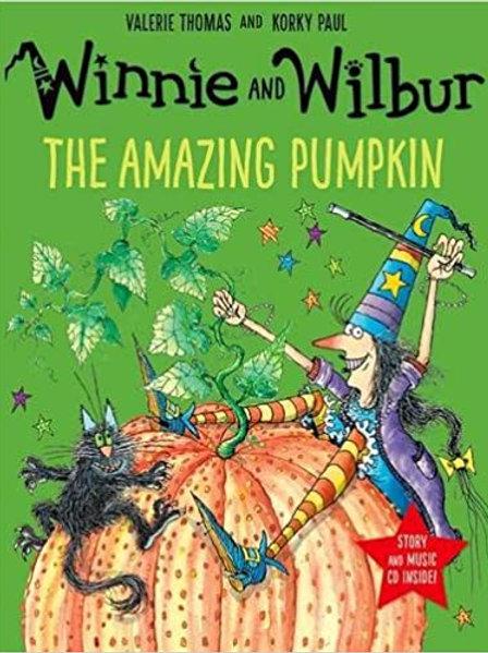 "Winnie and Wilbur ""The Amazing Pumpkin"""