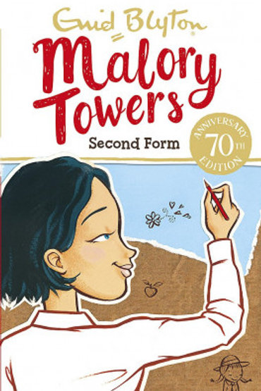 Malory Towers Second Form - 70th Annivesary Edition