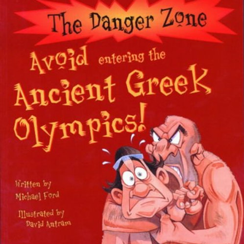The Danger Zone - Avoid Entering the Ancient Greek Olympics!