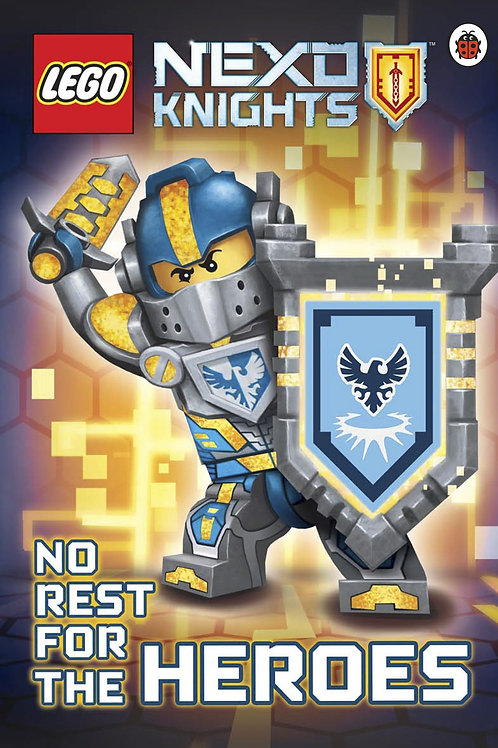"""Lego - Nexo Knights """"No Rest for the Heroes"""""""