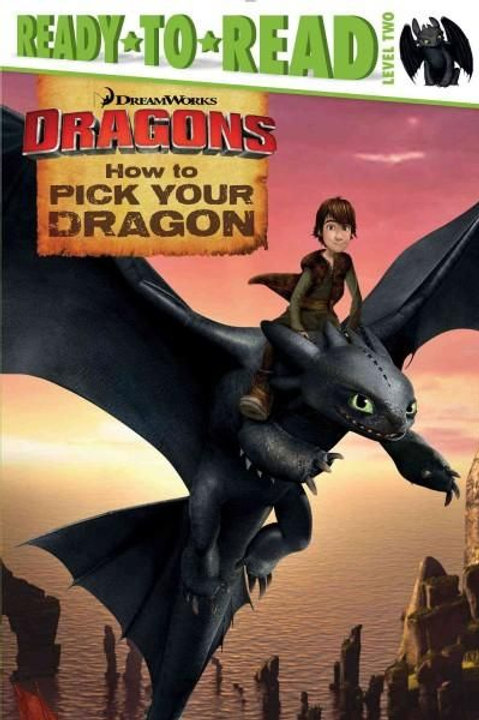 Early Readers - How to Pick Your Dragon
