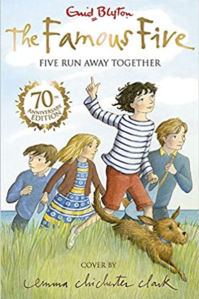 """The Famous Five - """"Five Run Away Together"""""""