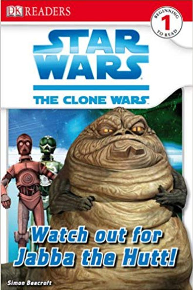 "Star Wars The Clone Wars ""Watch Out for Jabba the Hut"""