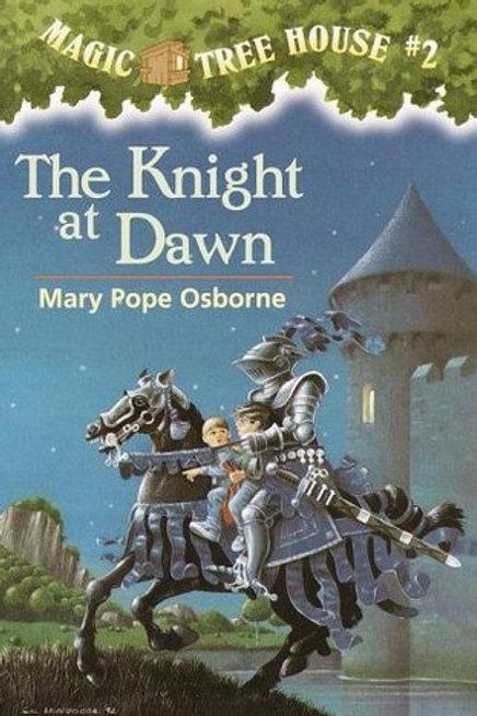 Magic Tree House #2 - Knight at Dawn