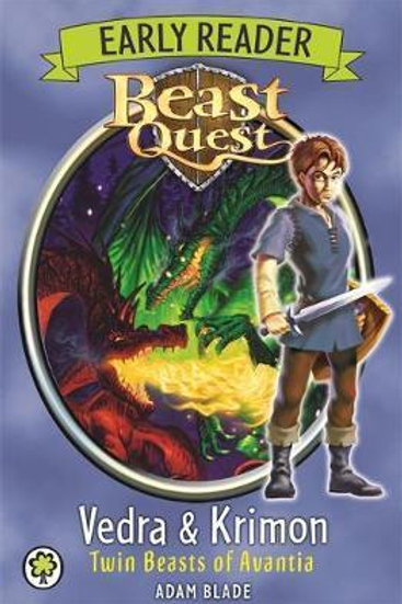 "Beast Quest ""Vedra & Krimon Twin Beasts of Avantia"""