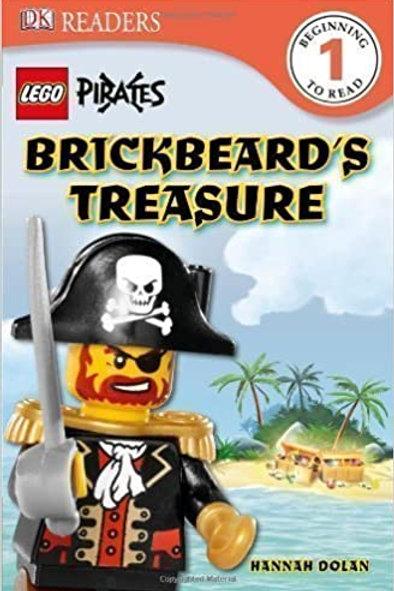 Lego Pirates - Brickbeard's Treasure