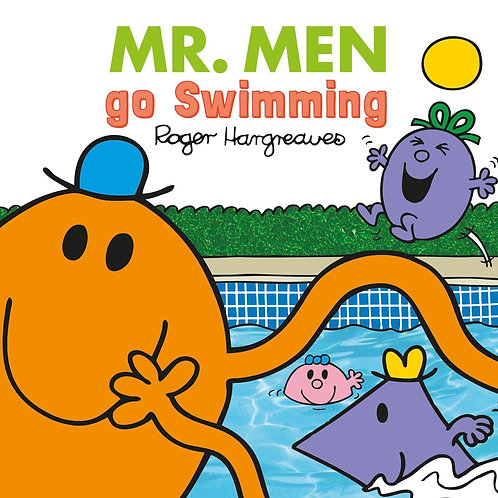 Mr. Men go Swimming