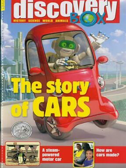 Discovery Box - The Story of Cars
