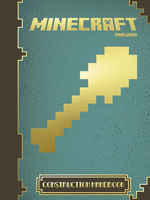 "Minecraft ""Construction Handbook"""