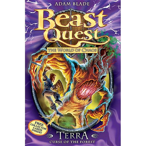 "Beast Quest the World of Chaos - ""Terra Curse of the Forest"""