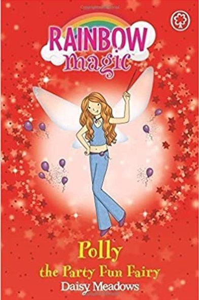"""Rainbow Magic """"Polly the Party Fun Fairy"""""""
