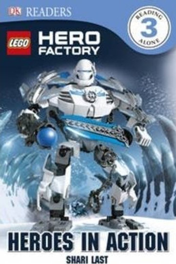 "Lego Hero Factory ""Heroes in Action"""