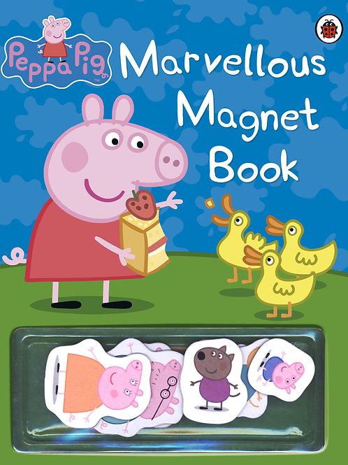 "Peppa Pig ""Marvellous Magnet Book"""