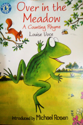 Over in the Meadow - A Counting Rhyme