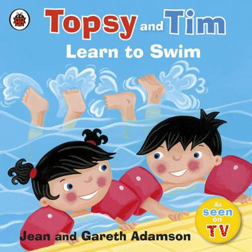 Topsy and Time Learn To Swim