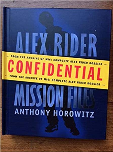 "Alex Rider ""Mission Files"""