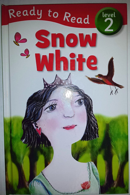 "Ready to Read Level 2 - ""Snow White"""