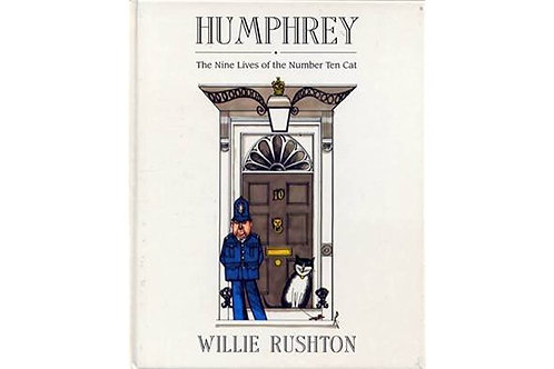 Humphrey the Nine Lives of the Number Ten Cat
