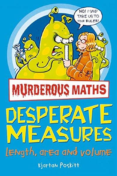 Murderous Maths - Desperate Measures