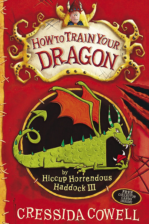 How to Train Your Dragon (by Hiccup Horrendous Haddock III)
