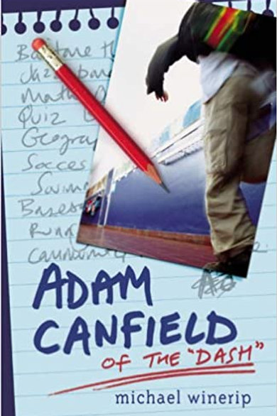 """Adam Canfield of the """"Dash"""""""