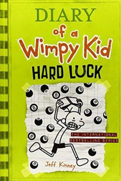 """Diary of a Wimpy Kid """"Hard Luck"""""""